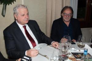 Giorgio Borile e Fulvio Simonini